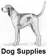 coon dog supplies