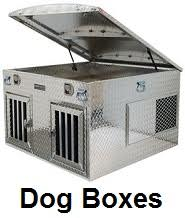 coon dog boxes