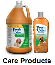 coon dog care products