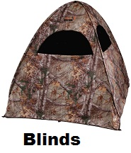 camo hunting blinds