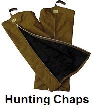 coon hunting chaps