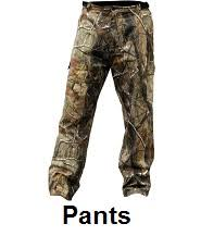 coon hunting pants