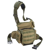 Camo Tactical Bag front Mount Bag