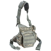 Camo Tactical Bag front Mounting Bag