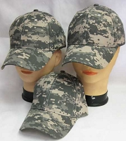 Digital Camo Adjustable Hunting Hat