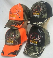 The Buck Stops Here Hat