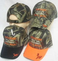 Hunters Will Do Anything for a Buck Hat