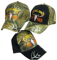 Its All About The Rack Camo Cap