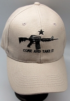 Come and Take It Gun Hat
