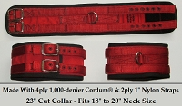 Hog Dog Hunting Cut Collar 23
