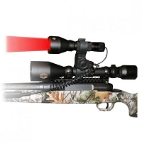 Gun Scope Red LED Hunting Light