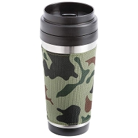 Camo 16oz Stainless Steel Tumbler