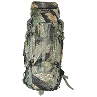 Camo Water Repellent Heavy Duty Backpack