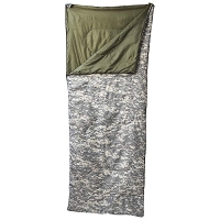 Camo 1 Person Sleeping Bag