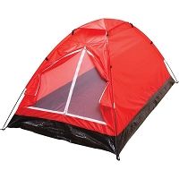 Extra Long Red 2 Person Tent