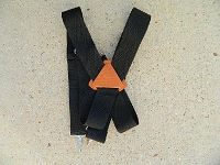 Suspenders Adjustable One Size Fits All