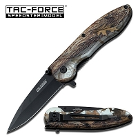 Militant Camo Assisted Opening Knife