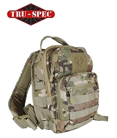 Sling Pack Woodland Camo Backpack