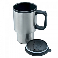 16oz Stainless Steel Travel Tumbler Mug