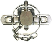 Victor #1-1/2 Coil Spring Traps (6 or 12 Traps)