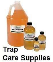 trap care supplies