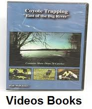 trapping videos books