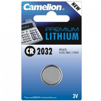 3 Volt Lithium Button Cell Battery