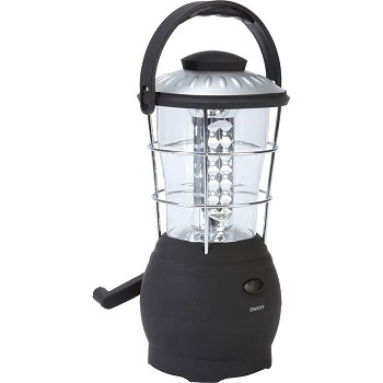 36-Bulb LED Wind-Up Lantern