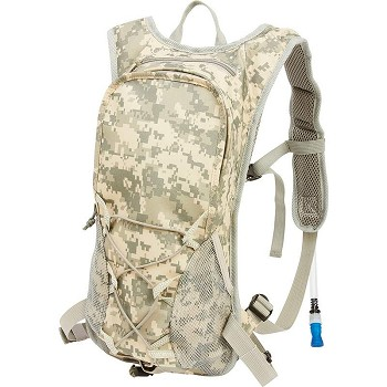 2 Quart Camo Hydration Pack