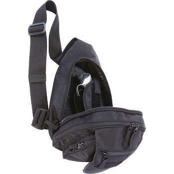 Sling Pack with Concealed Handgun Holster