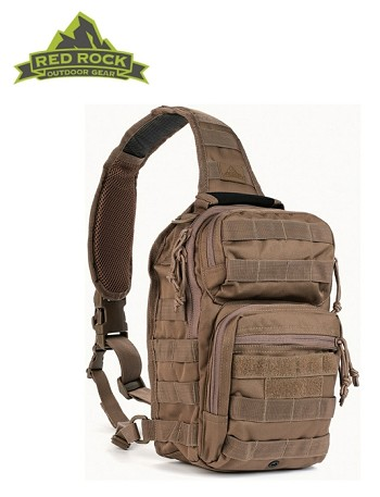 Sling Pack with Concealed Carry