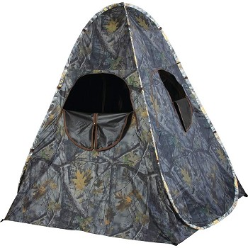 1 Man Portable Camo Hunting Blind
