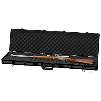 Long Aluminum Rifle Shotgun Gun Case