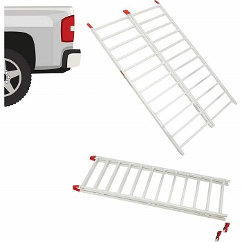 Aluminum Folding ATV Loading Ramps
