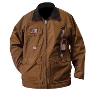 Houndsman's Choice Brown Hunting Jacket