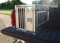 Single Compartment Dog Box (21 W X 38 D X 25 H)