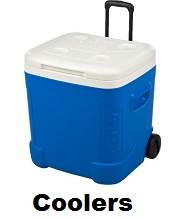 hunting coolers