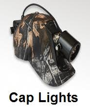 coon hunting cap lights