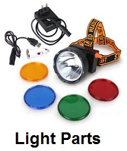 coon light parts