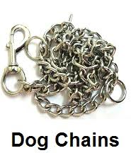 coon dog chains
