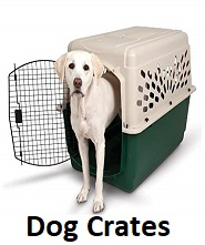 hunting dog crates