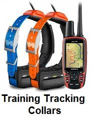 coon dog tracking collars