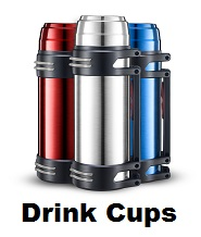 drink cups thermos