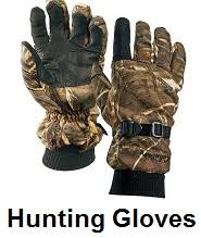 coon hunting gloves