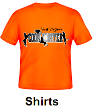 coon hunting shirts