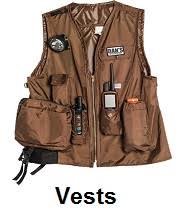 coon hunting vests