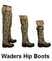 hip waders boots