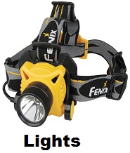 hunting flashlights headlamps