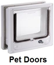 coon dog doors