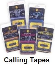 wildlife calling tapes